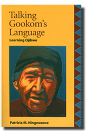 talking gookom's language book image